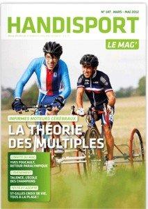 Magazine Handisport Décembre-Février 2012 dans Information Multi-Sports mars-mair_2012-213x300