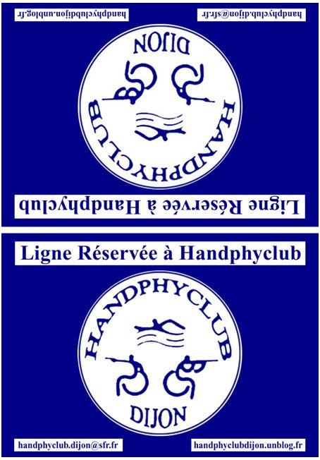 Nouvelles Pancartes Réservations de Lignes pancarte