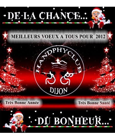 Le Bureau vous présente ses Voeux 2012  voeux-handphy-copie1