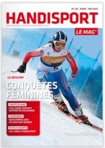 MAGAZINE HANDISPORT MARS-MAI dans Actualité Média handisport-mag2-213x300